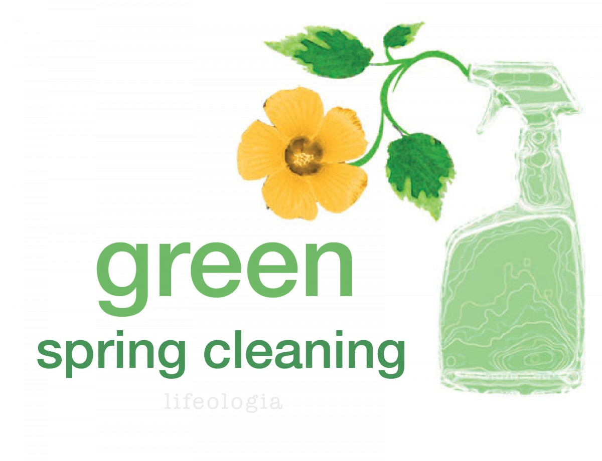 green-spring-cleaning
