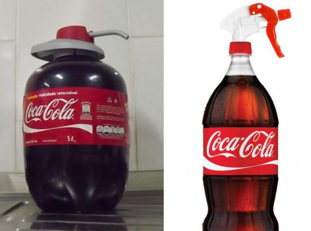 good to know why coke should be next to your cleaning products and not in the fridge pure ella. Black Bedroom Furniture Sets. Home Design Ideas