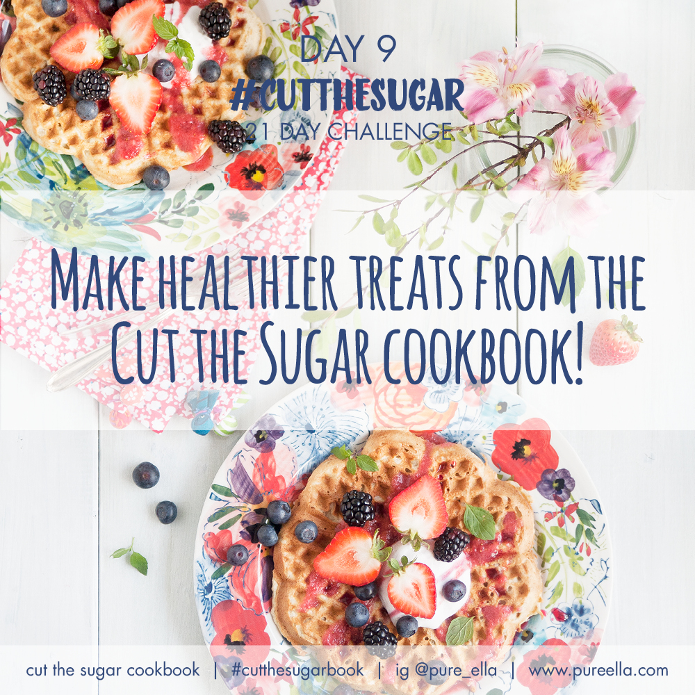 Cut the Sugar Book Challenge Day 9