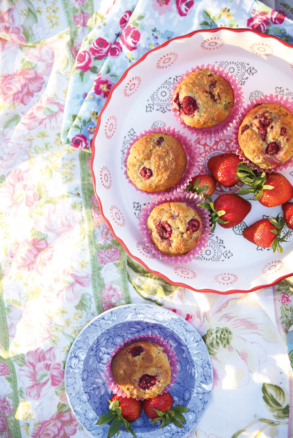 Ella-Leche-Pure-Ella-Raspberry-Lemon-Muffins-gluten-free-vegan-low-sugar