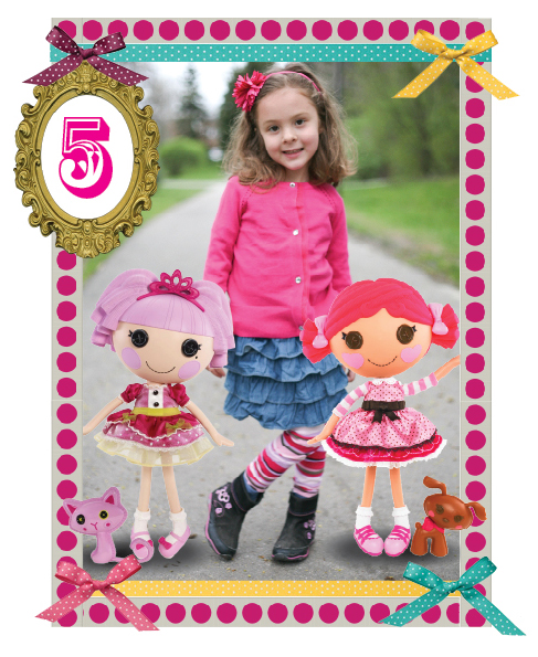 Gabi Birthday Invitation web