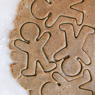 Gingerbread Men from Decadent Gluten-free Vegan Baking (book review + recipe)