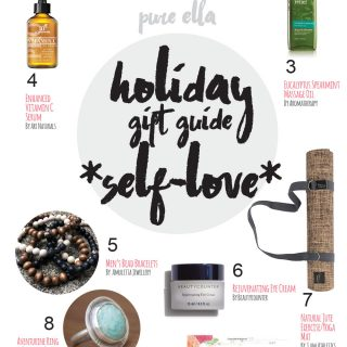 Holiday Gift Guide 2016 : Self-Love