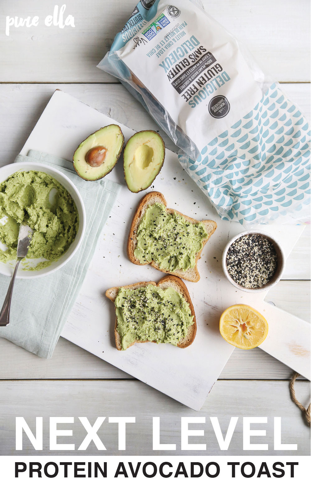 Protein-Avocado-Toast