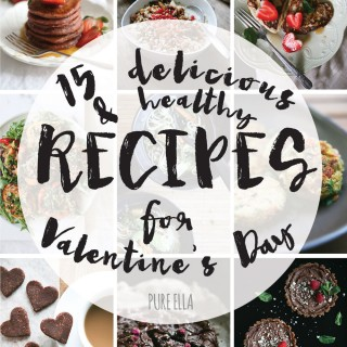 15 Valentine's Day Recipes (gluten-free & vegan)