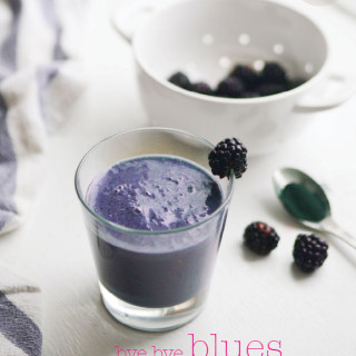 Bye Bye Blues Super-Smoothie