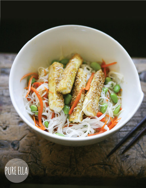 Sesame Asian Tofu Stir-Fry Recipe — Dishmaps
