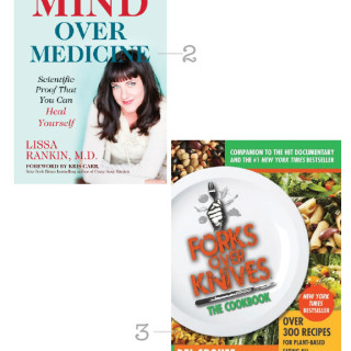 Gift Guide | books for healthy living