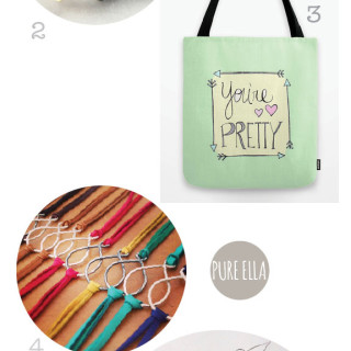 Gift Guide | pretty & bright