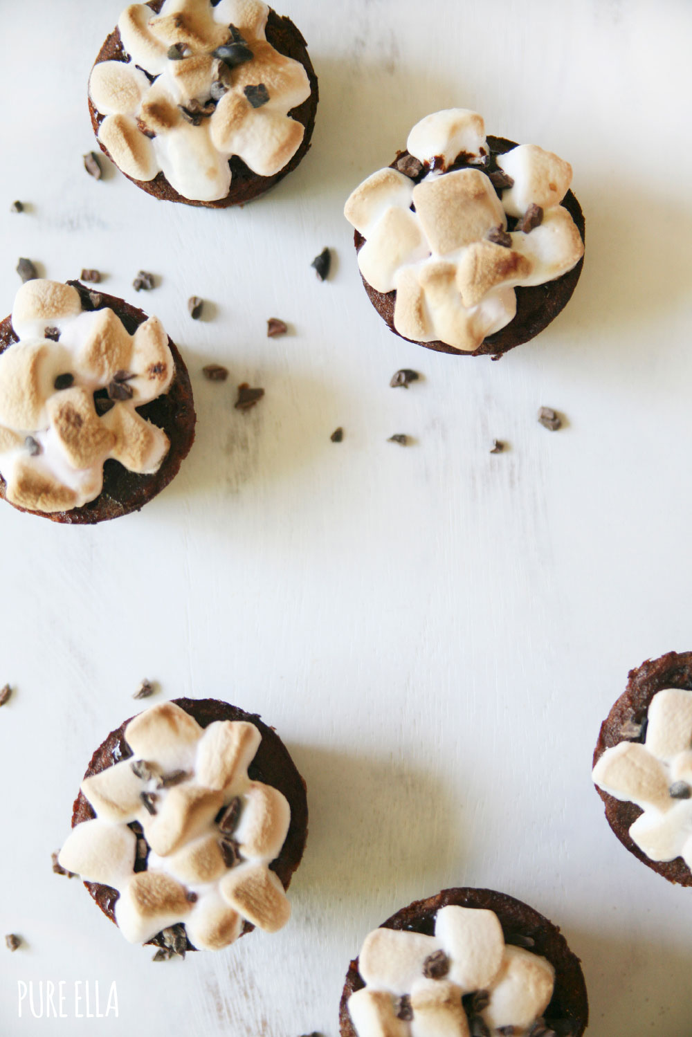 Pure-Ella-Marshmallow-Topped-Gluten-free-Vegan-Brownie-Cups3