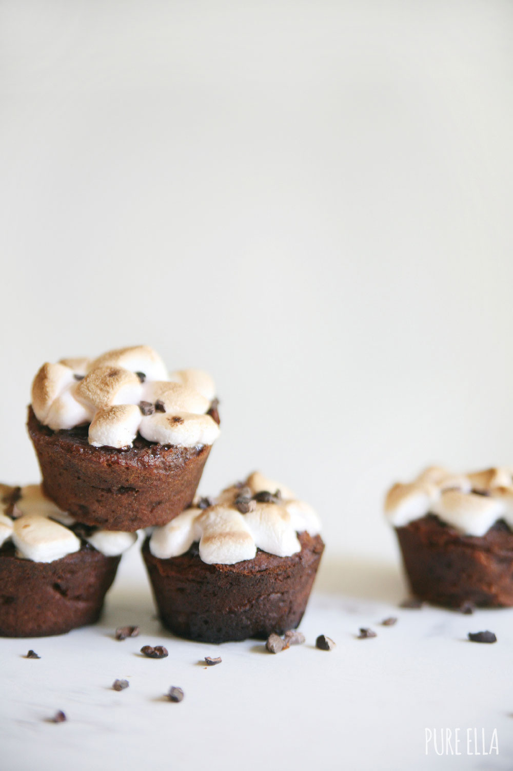 Pure-Ella-Marshmallow-Topped-Gluten-free-Vegan-Brownie-Cups4