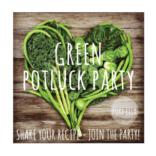 Pure Potluck Party : Green Food