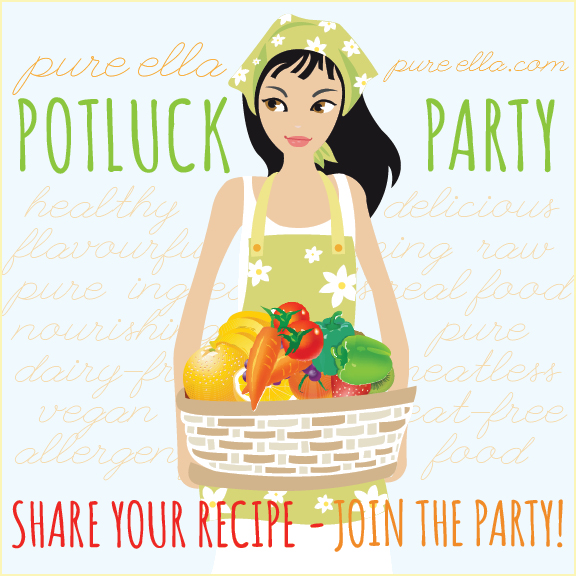 Pure Ella Potluck Party Healthy Recipes