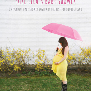 Pure Ella's Baby Shower! Hosted by amazing blogger friends!!