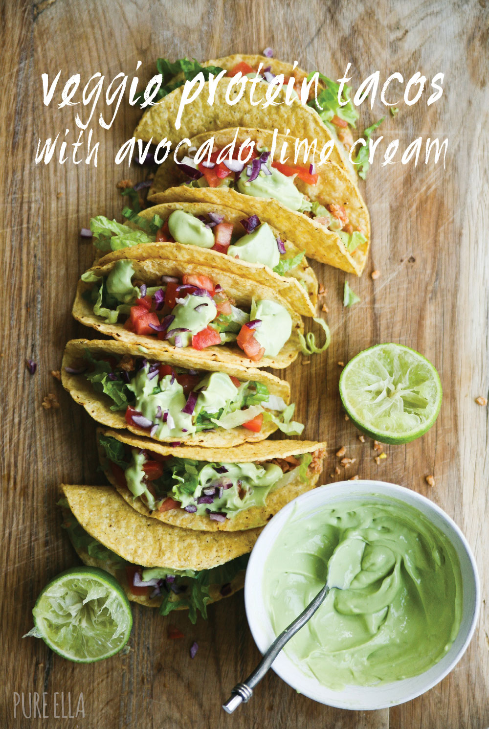Pure-Ella-gluten-free-and-vegan-Veggie-Protein-Tacos-with-avocado-lime-cream