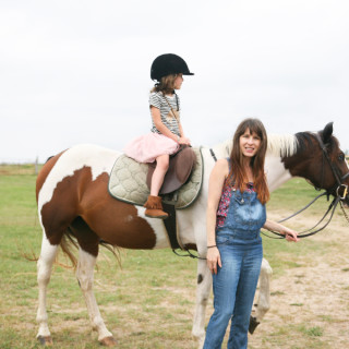 Horse Ranch Birthday Party