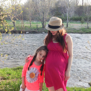 Pure Happiness is…celebrating being a mom