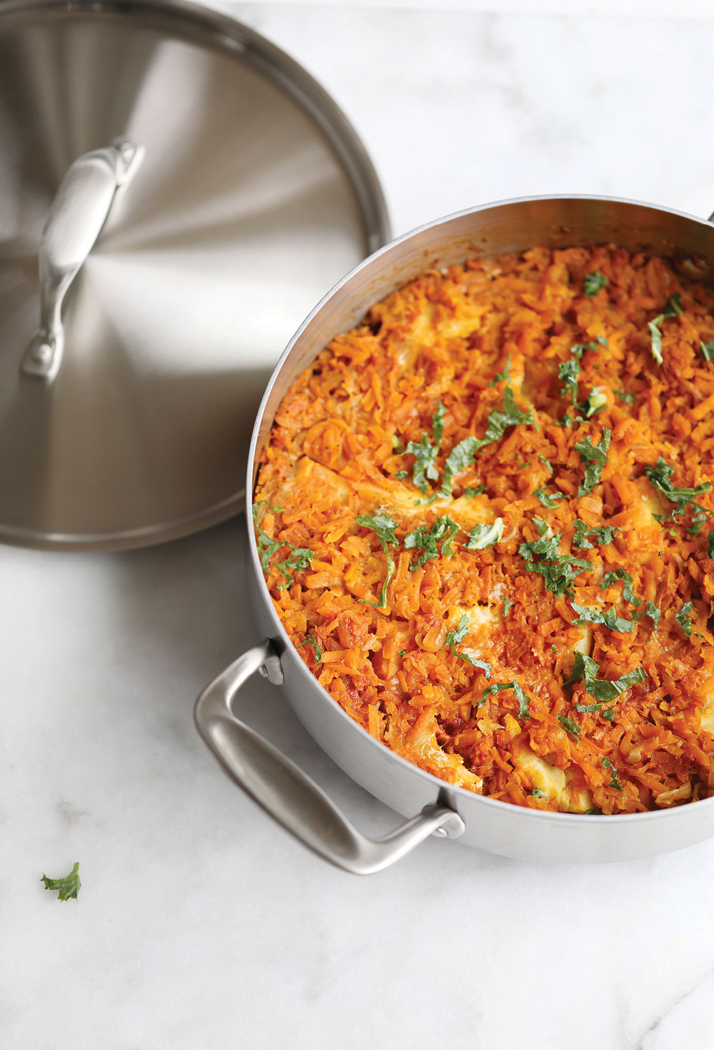 Shredded-Carrot-Fish-Casserole-5