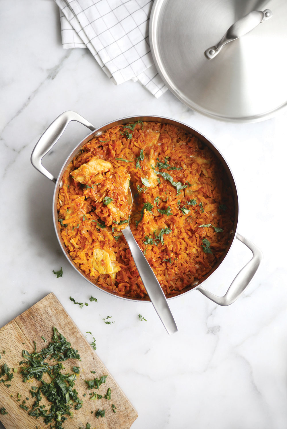 Shredded-Carrot-Fish-Casserole-6