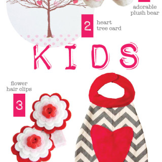 Valentine's Day Gift Guide ♥ Kids