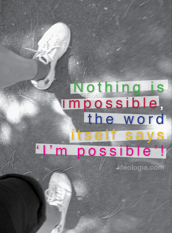 lifeologia-I'm-possible-quote