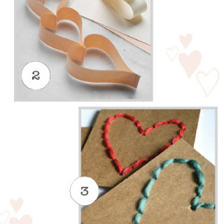 valentine's day crafts : DIY roundup