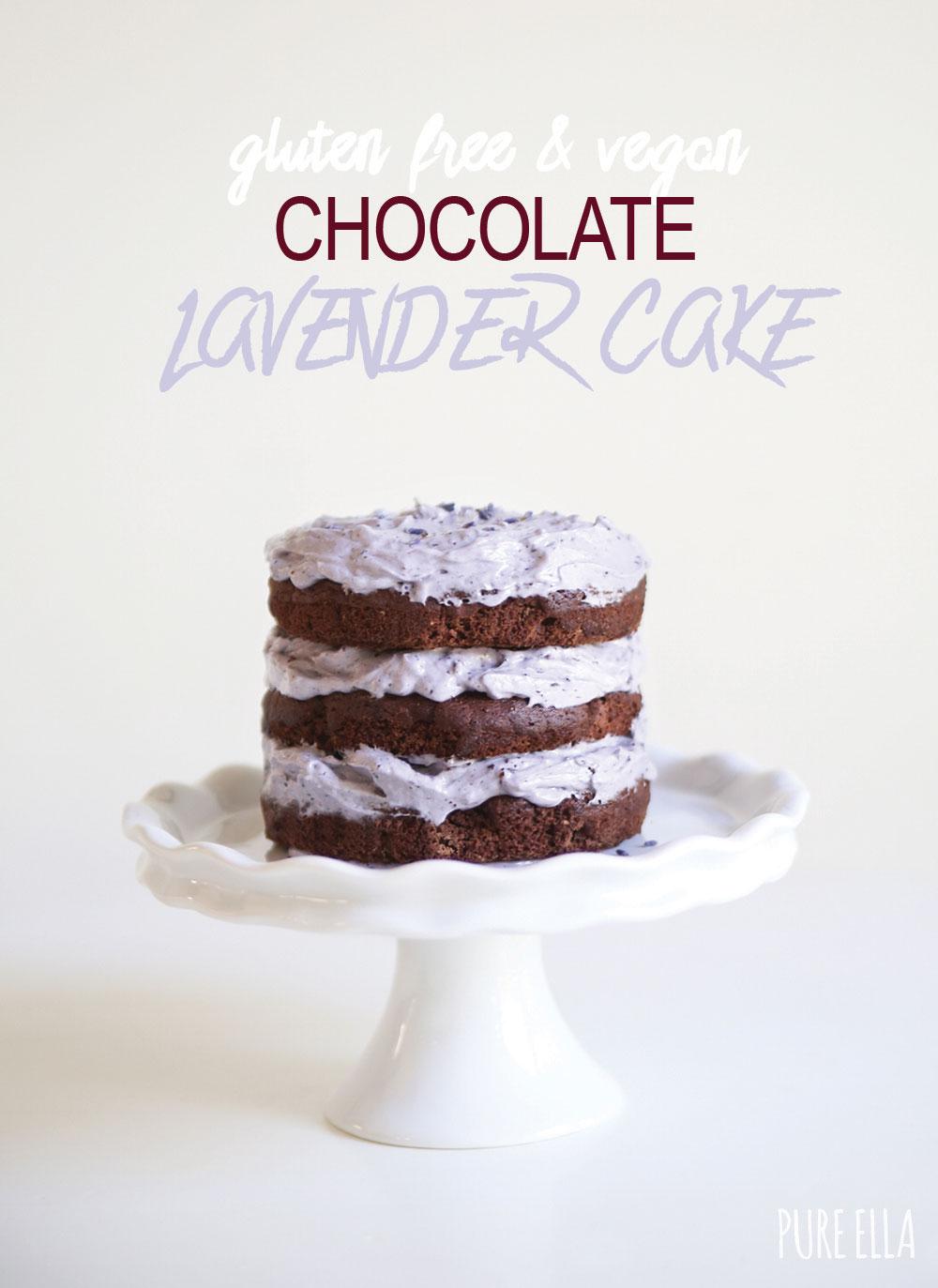 Applesauce Chocolate Cake Gluten Free