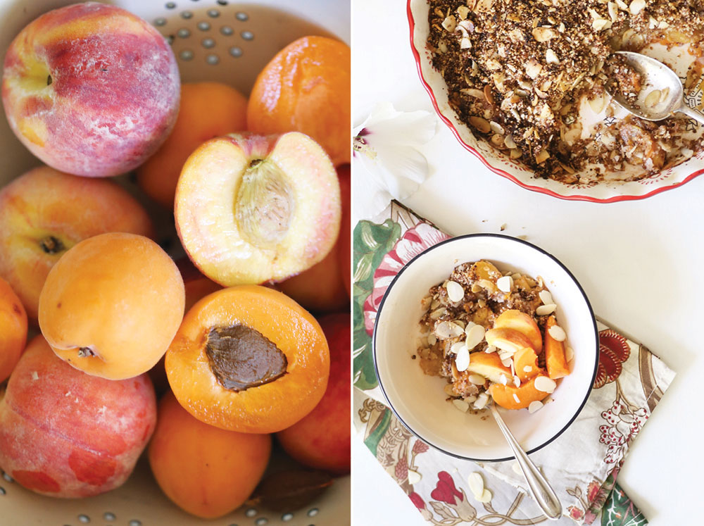 Grain-Free-Peach-Apricot-Crisp-Crumble-Pure-Ella-Leche6