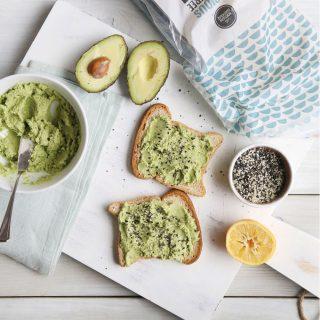 Protein Avocado Toast Spread Recipe