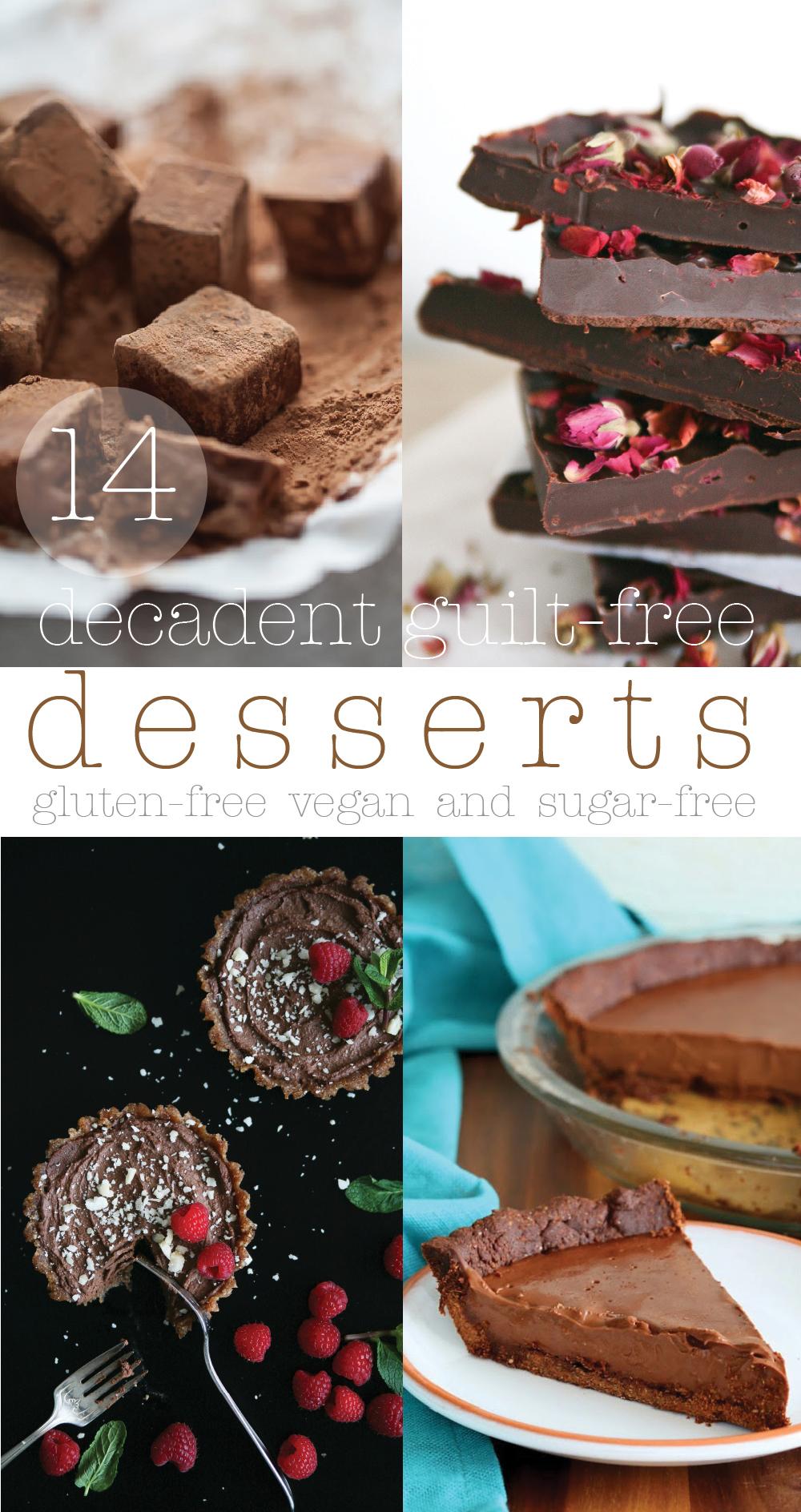 Pure Ella 14 Decadent Guilt-free Desserts gluten-free vegan sugar-free 2