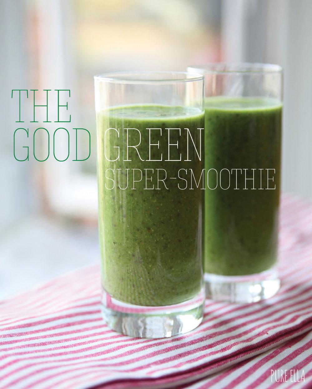 Pure-Ella-Good-Green-Super-Smoothie-vegan-gluten-free-protein-and-probiotic-smoothie