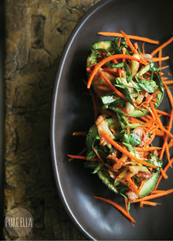 Pure-Ella-Kimchi-Zen-Salad-in-Avocado-Shells7