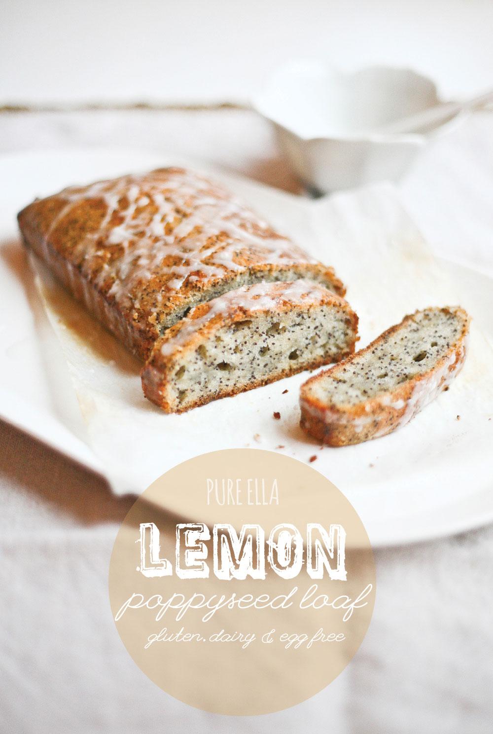 Gluten Free Dairy Free Pound Cake Recipes