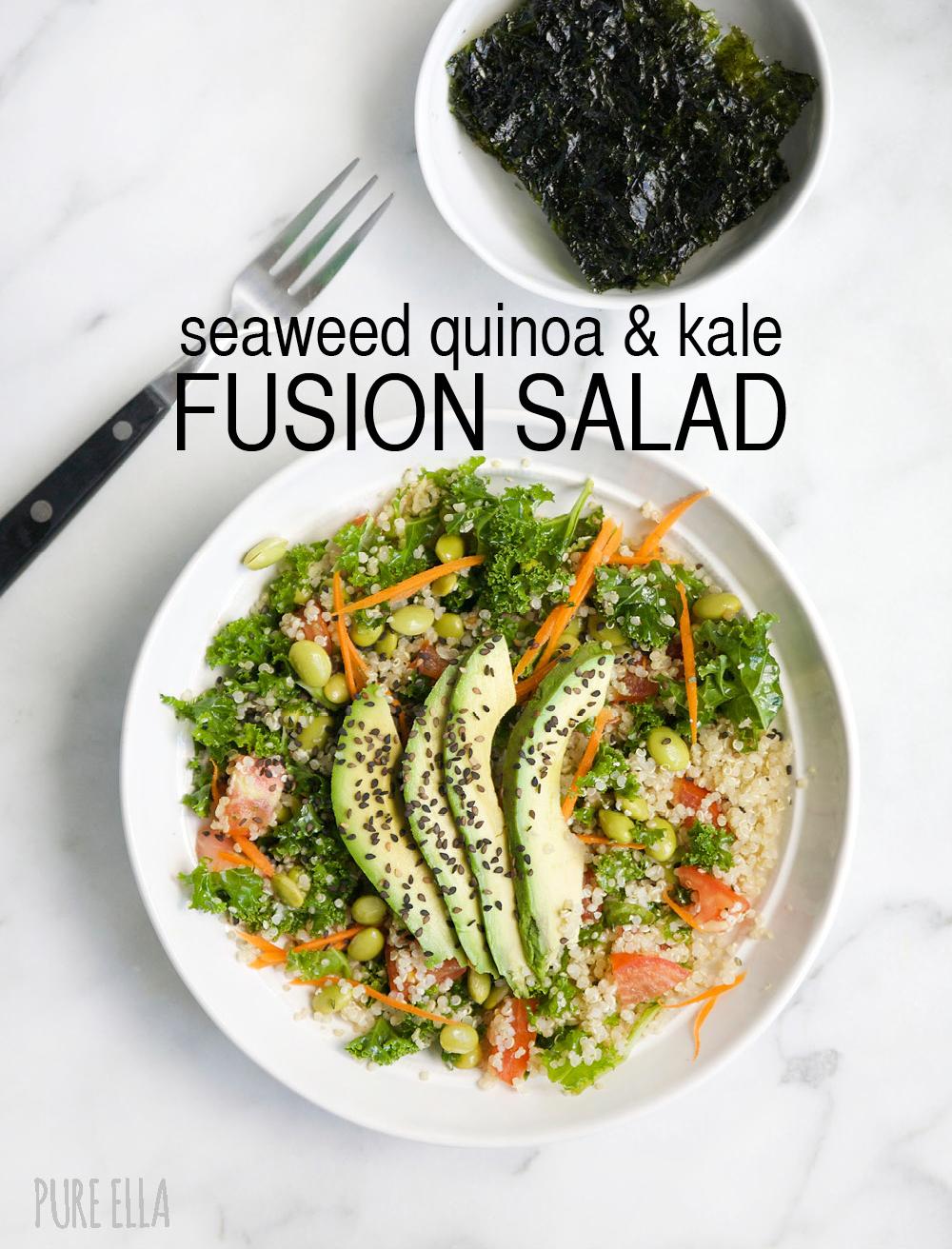 Pure-Ella-Seaweed-Quinoa-Kale-Fusion-Salad
