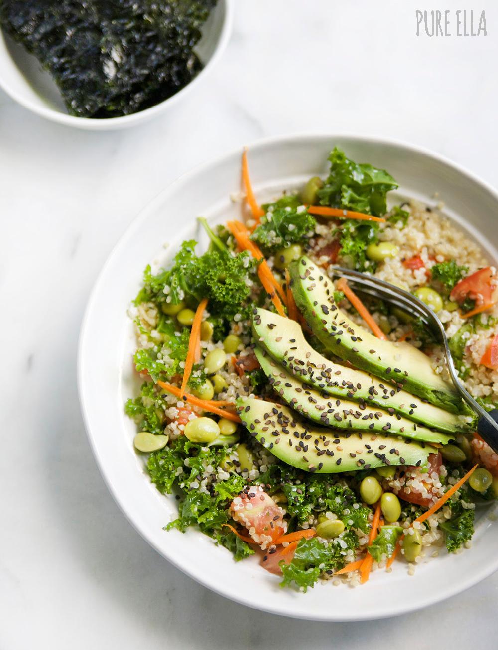 Pure-Ella-Seaweed-Quinoa-Kale-Fusion-Salad3