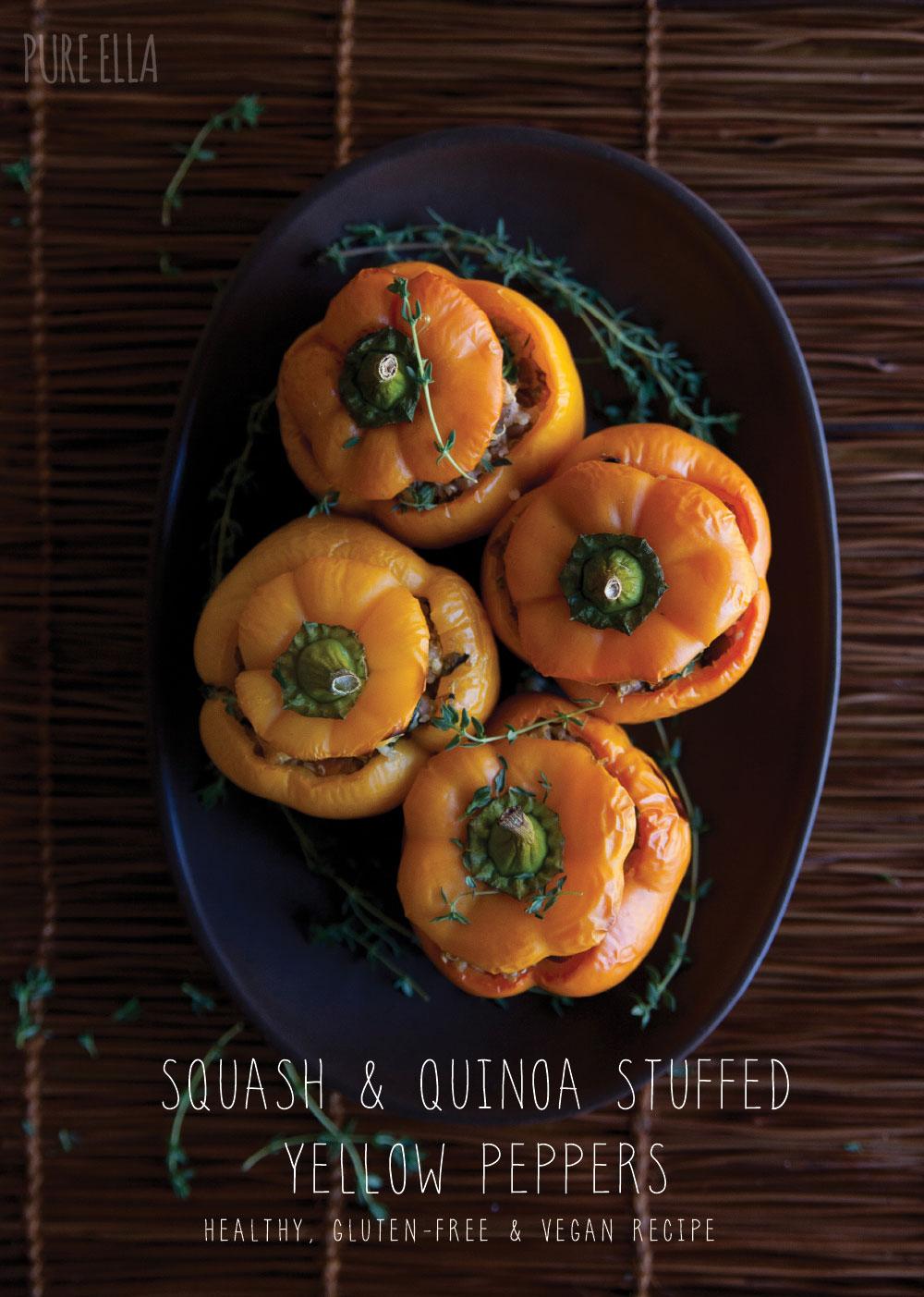 Pure-Ella-Squash-and-Quinoa-Stuffed-Yellow-Peppers-gluten-free-and-vegan-recipe