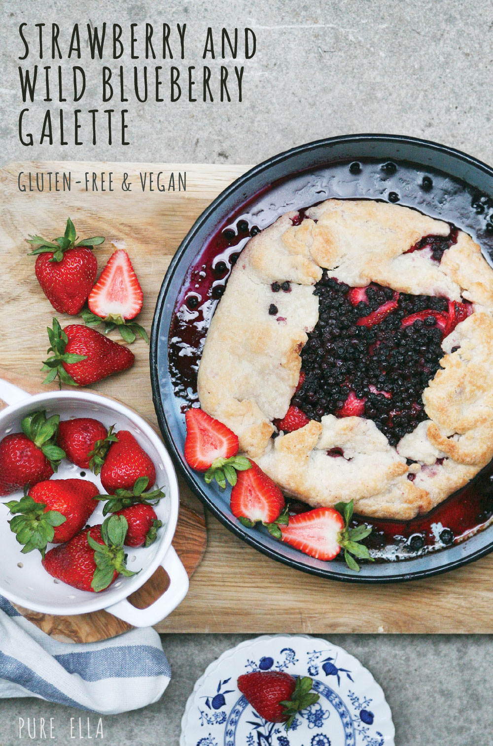 Pure-Ella-gluten-free-vegan-Strawberrry-Wild-Blueberry-Galette