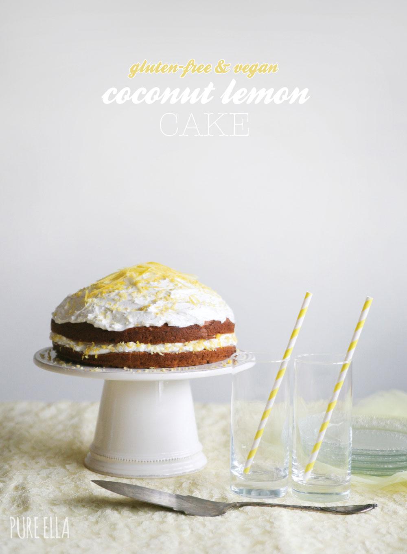 Lemon Cake Without Baking Powder