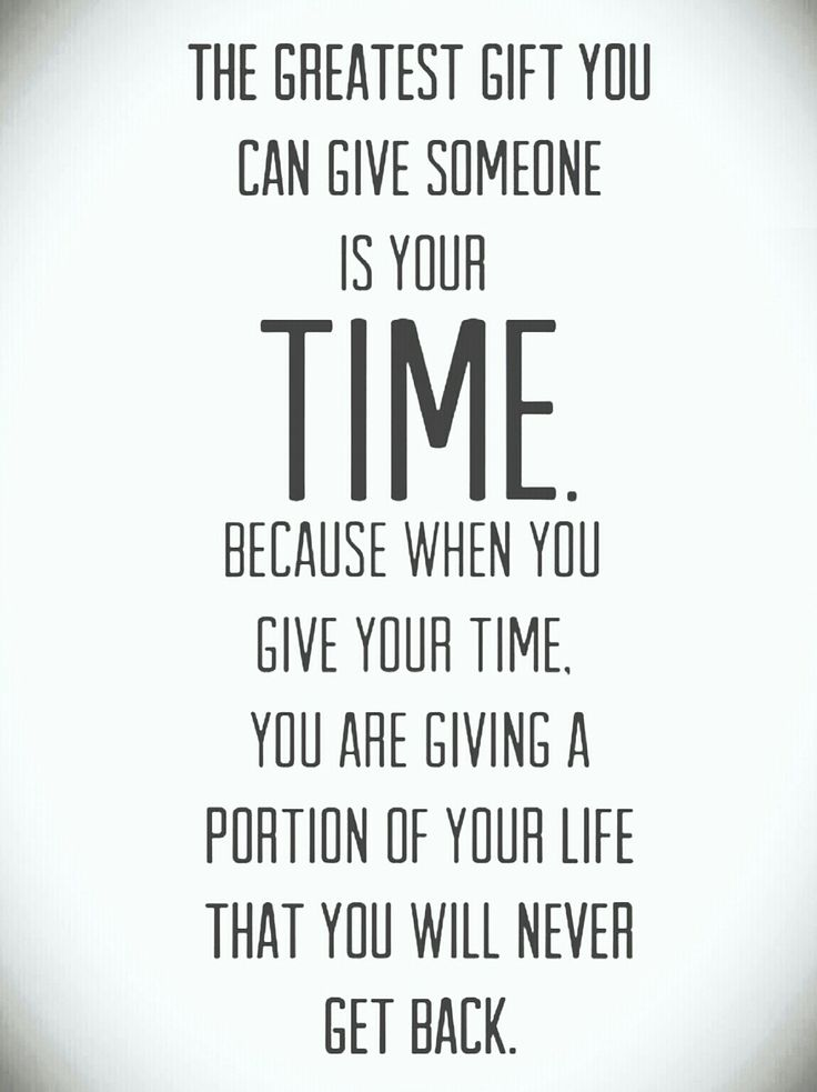 Monday Motivation The Gift Of Time Pure Ella