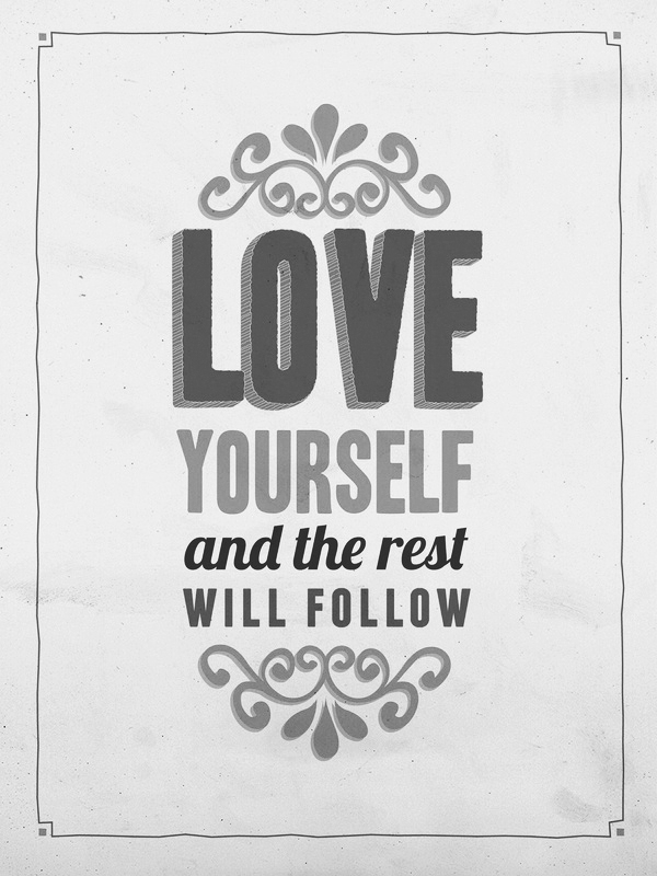 monday-quotes-love-yourself-1 bw